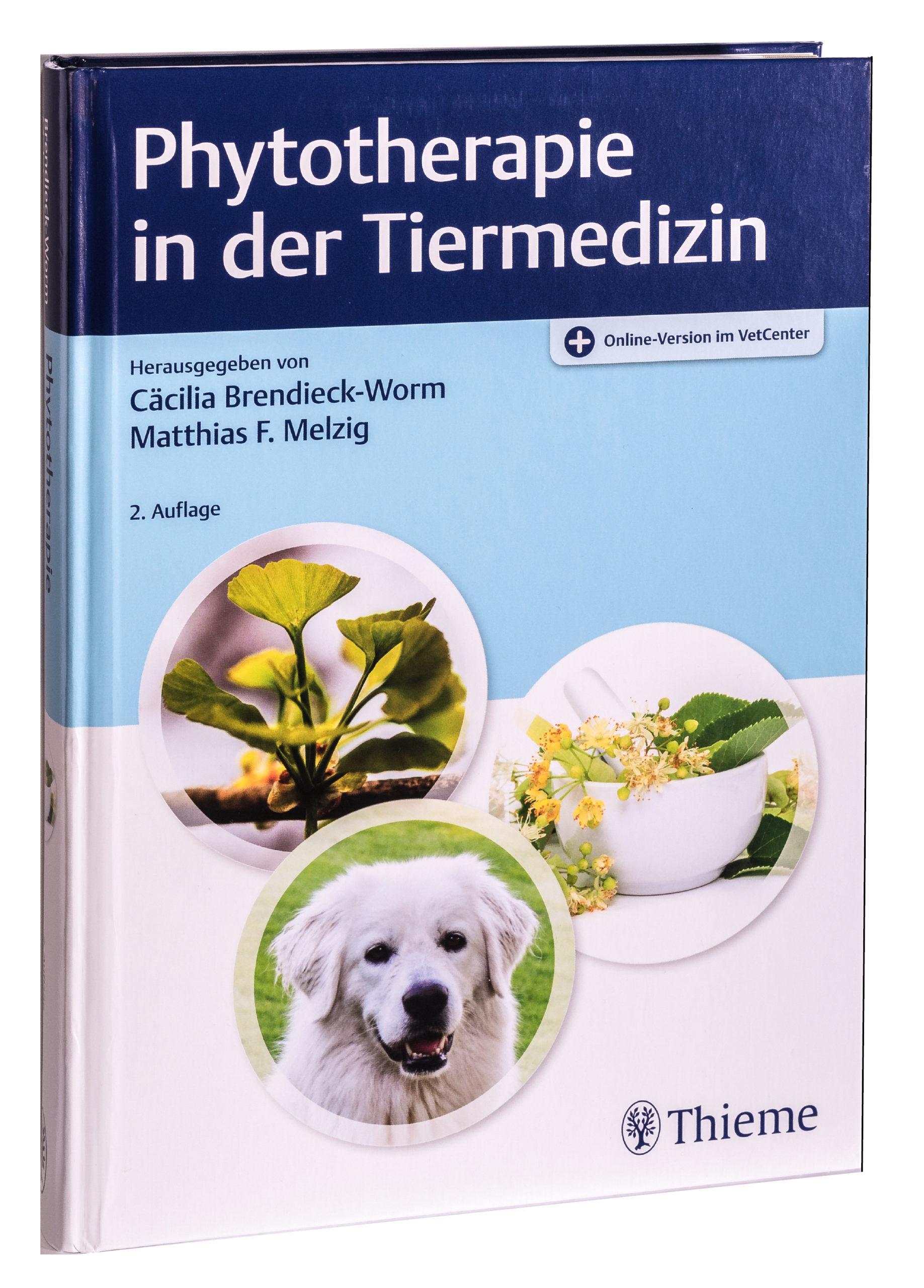 2. Auflage Phytotherapie CBW